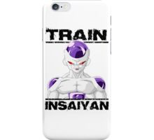 Frieza Work Out iPhone Case/Skin