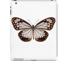Butterfly species Parantica vitrina iPad Case/Skin