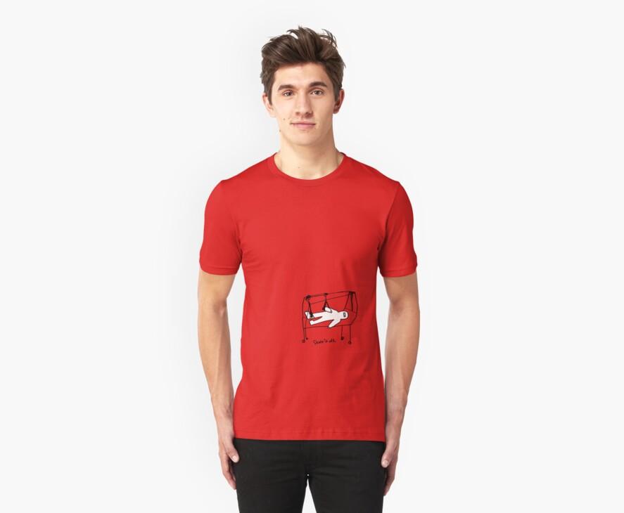 Skate It Off T-Shirt by MrsIndieRock