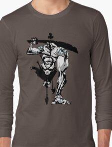 Three of Clubs Long Sleeve T-Shirt