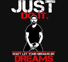 Shia Labeouf Dreams (Black Version) T-Shirt