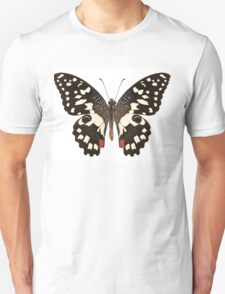 "Butterfly species Papilio demoleus "" Lemon Butterfly"" Unisex T-Shirt"