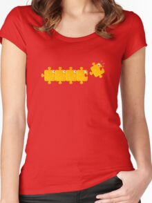 Puzzlefish Women's Fitted Scoop T-Shirt