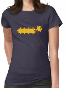 Puzzlefish Womens Fitted T-Shirt