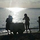 Sun, beach... and ice cream. by kotoro