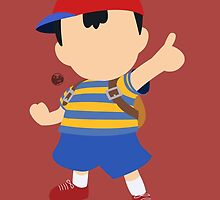 Ness by ejstupid