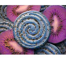 Food Flower. Photographic Print