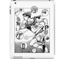 Jo2uke JoJolion 2 iPad Case/Skin