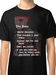 Z-Day Rules Classic T-Shirt