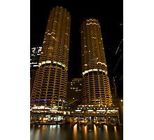Marina Towers - Chicago, Illinois Photographic Print
