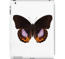 Butterfly species hypolimnas pandarus iPad Case/Skin