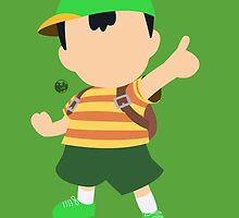 Ness (Green) by ejstupid