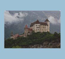 Gutenberg Castle Kids Tee