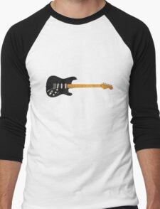 Dave's Strat Men's Baseball ¾ T-Shirt