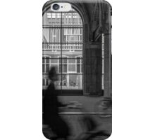 passing through iPhone Case/Skin