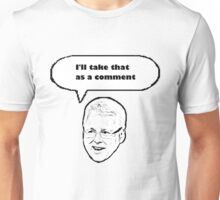 Q&A Unisex T-Shirt
