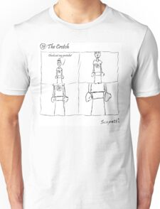 The Crotch Unisex T-Shirt