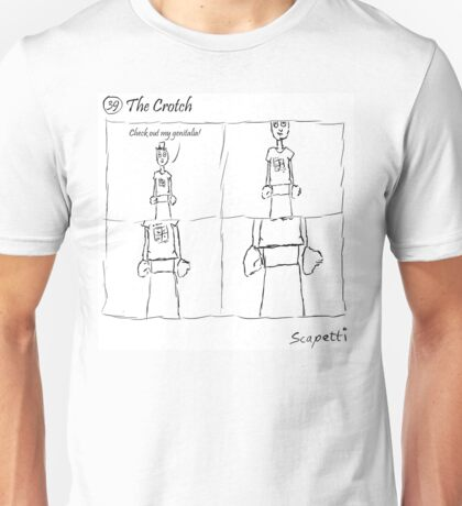 The Crotch Unisex T-Shirt