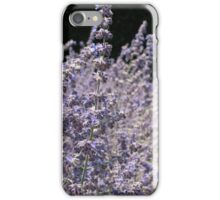 Lake of lavender iPhone Case/Skin