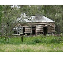 shearing shed? Photographic Print