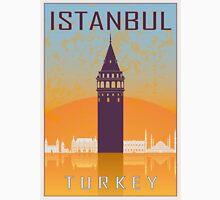 Istanbul vintage poster Unisex T-Shirt
