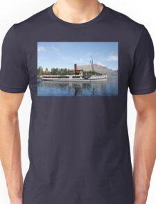 New Zealand Steamship Unisex T-Shirt