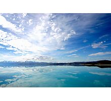 Lake Pukaki New Zealand Photographic Print