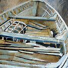 Boat Interior by Sue Nichol