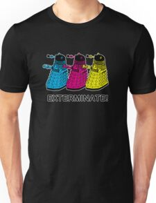 Doctor Who - Exterminate! Unisex T-Shirt