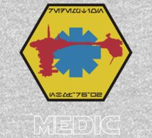 Star Wars Ship Insignia - Medical Frigate Redemption by cobra312004