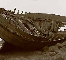 SAD BOAT by andysax