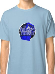 Doctor Who - Allons-y Alonso Classic T-Shirt