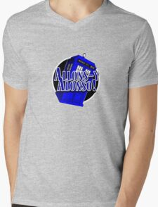 Doctor Who - Allons-y Alonso Mens V-Neck T-Shirt