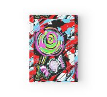 Candy Land and Bon Bons Hardcover Journal