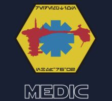 Star Wars Ship Insignia - Medical Frigate Redemption, Off-Duty by cobra312004