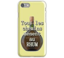 Rhum iPhone Case/Skin