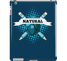 100% Natural iPad Case/Skin