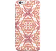 Abstract watercolor pattern. Seamless 1 iPhone Case/Skin
