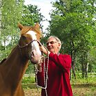 A man and his horse by 29Breizh33