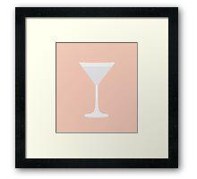 Cocktail Framed Print