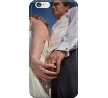 Hand in hand 2 iPhone Case/Skin