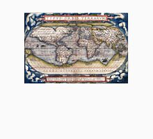 1564 World Map by Ortelius T-Shirt