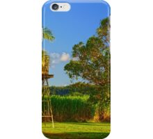 Typically Queensland  iPhone Case/Skin