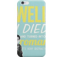 Doctor who - Rory williams iPhone Case/Skin