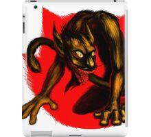 rogue assassin iPad Case/Skin