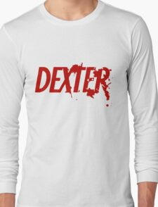 Dexter logo Long Sleeve T-Shirt