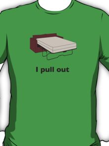 Sofa bed I pull out T-Shirt
