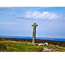 Ralphs Cross - North Yorks Moors Photographic Print