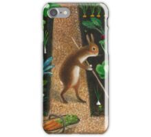 The Constant Gardener  iPhone Case/Skin
