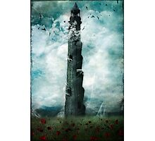 The Dark Tower Photographic Print